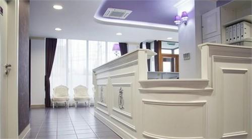 现代牙医诊所室内设计