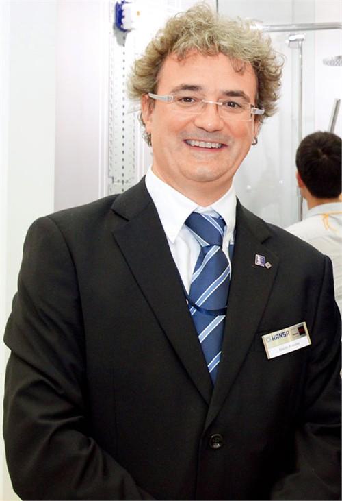 HANSA汉莎中国总经理Martin Kreuder
