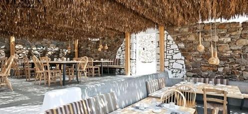 希腊Alemagou餐厅