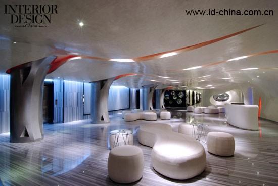 club畅响会所ktv项目,是建筑设计师林琮然在中国最新的空间作品.