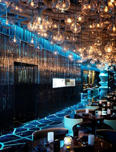 ozone酒吧室内设计