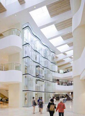 全球资讯_Heatherwick改造香港的太古广场购物中心_美国室内设计中文网