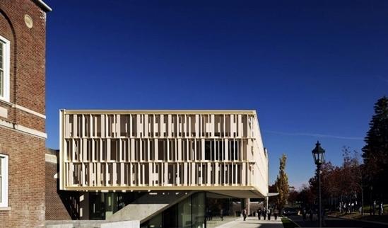 纽约mcgee美术馆建筑设计