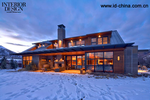 现代温暖的私人别墅-----科罗拉多州豪华住宅