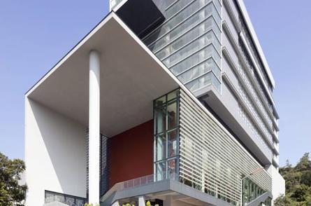 rocco设计香港中文大学教学楼_美国室内设计中文网