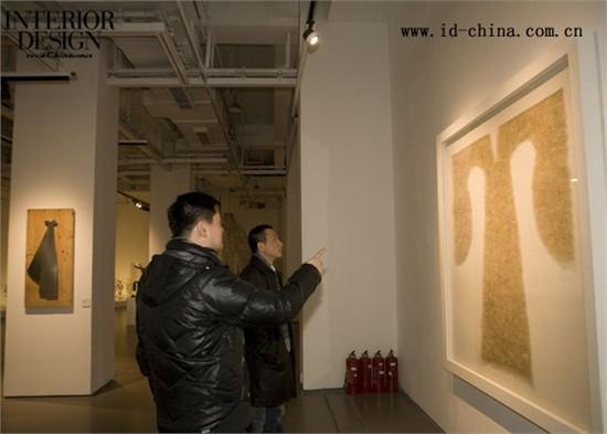 庆庆装置艺术展_美国室内设计中文网