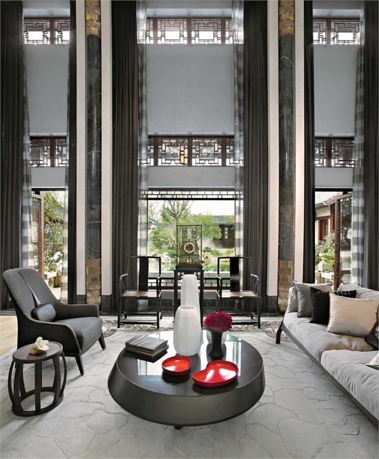 美国现实主义_当江南园林遇见新装饰主义_美国室内设计中文网