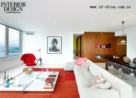 美丽公寓_美国室内设计中文网