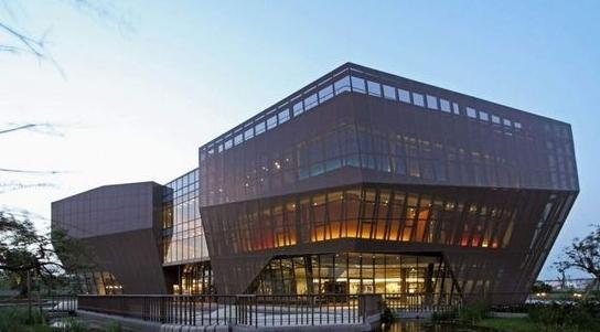 建筑设计欣赏:台湾桃园hunya巧克力博物馆