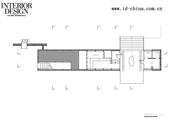 方钢简易屋顶设计图