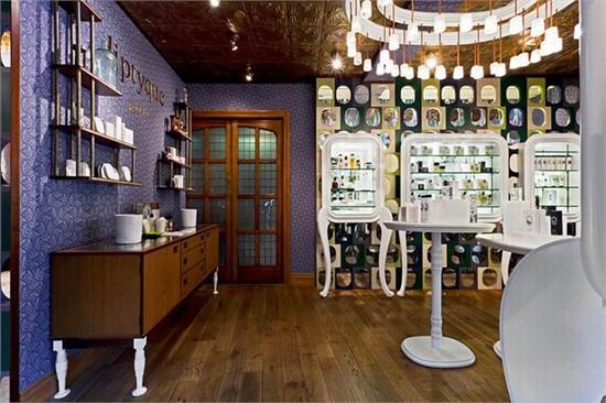 伦敦diptyque品牌商店设计