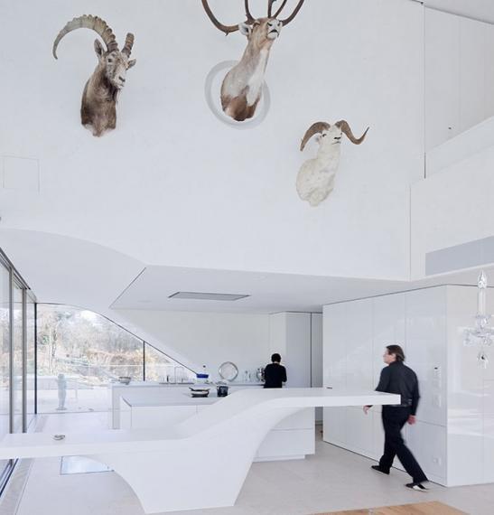 德国私人住宅设计_美国室内设计中文网