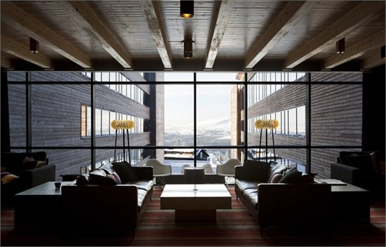 瑞典酒店度假村设计_美国室内设计中文网