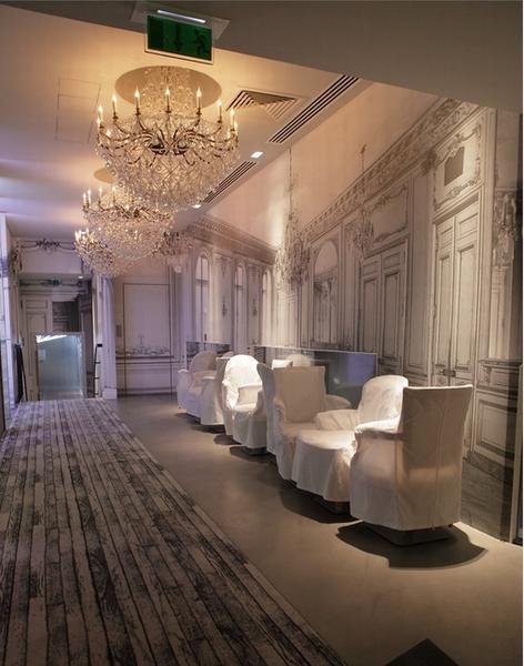 巴黎酒店度假村设计_美国室内设计中文网