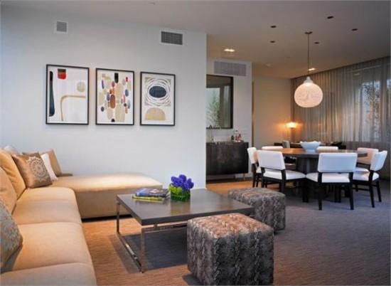 美国好莱坞w酒店设计_美国室内设计中文网