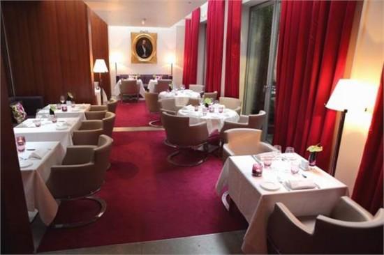 法国巴黎酒店设计_美国室内设计中文网