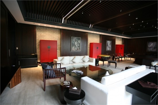 上海崇明长兴岛会所设计