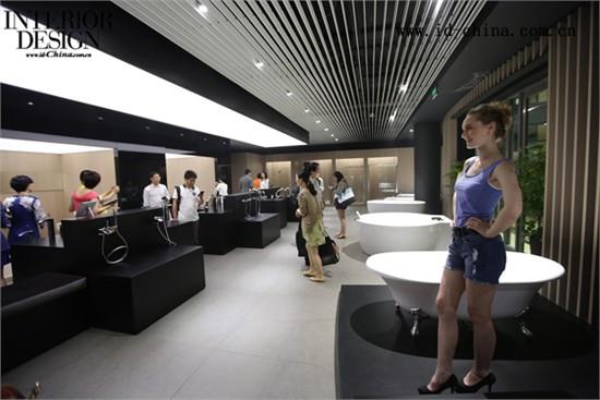 乐家上海艺术廊揭幕——面向室内设计师,建筑师和公众开放的互动空间