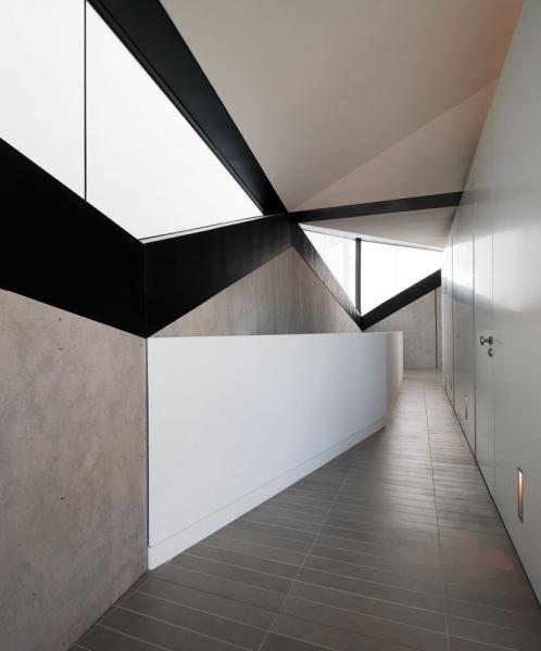 澳大利亚坡屋顶别墅_美国室内设计中文网