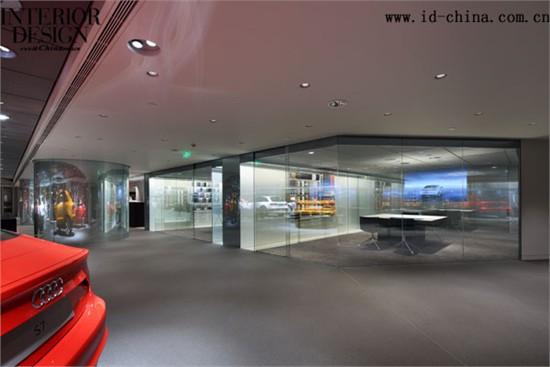 数字化——奥迪city北京汽车展厅设计