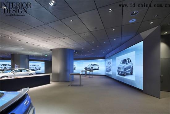 北京汽车展厅设计