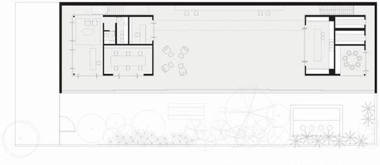 巴西知名建筑事务所sc工作室设计方案