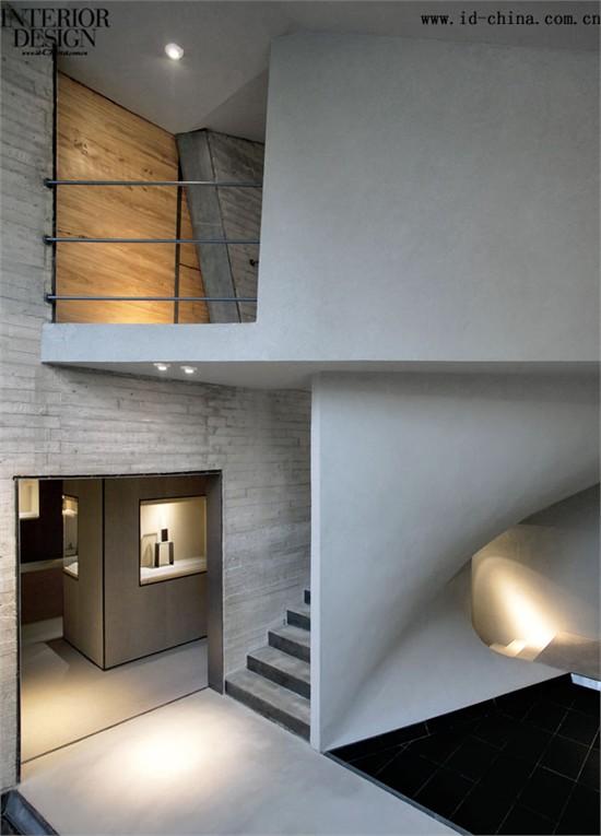 案例 文化類 03數字幾何的內化空間——卜石藝術館