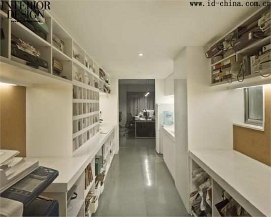 空间的温度——设计办公室设计