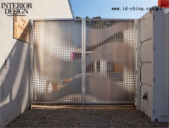 集装箱商店_美国室内设计中文网