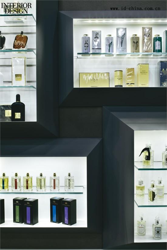 香水商店_美国室内设计中文网