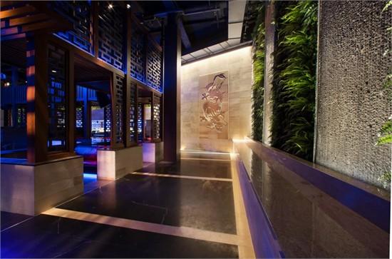 古典中国风 Hakkasan拉斯维加斯餐厅设计 美国室内设计中文网