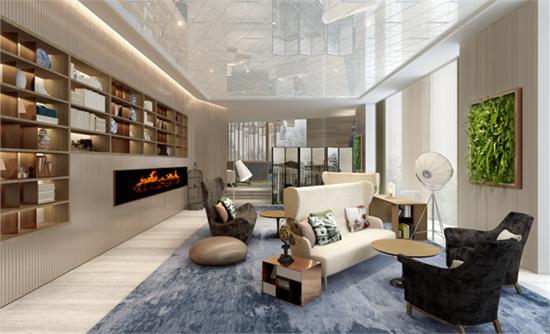 于强室内设计师事务所作品:上海中南海滨酒店图片
