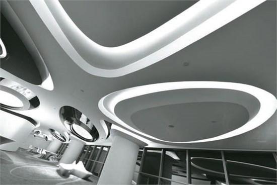 异形流动_美国室内设计中文网