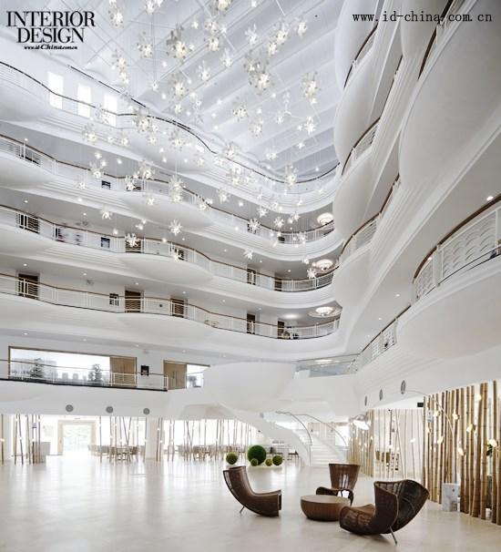 自然造物——深圳雅兰酒店_美国室内设计中文网
