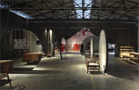 中国建筑学会室内设计分会ciid场外展