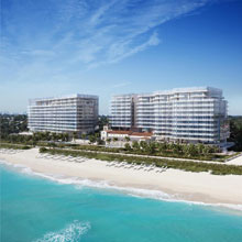 理查德·迈耶设计迈阿密冲浪俱乐部