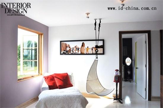 农场住宅_美国室内设计中文网
