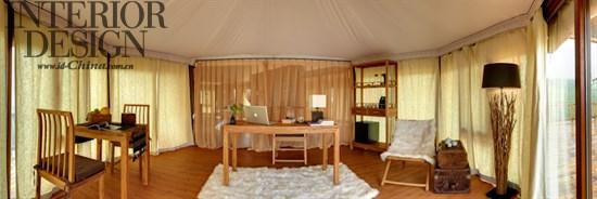 康藤61格拉丹帐篷营地_美国室内设计中文网