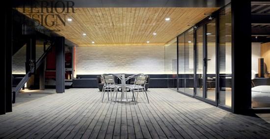 行,走于天桥——dc国际建筑设计事务所办公室