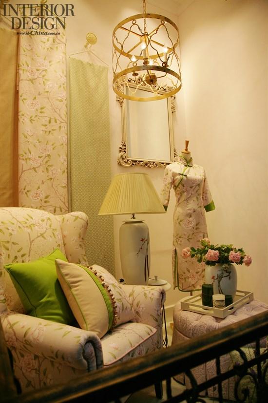 旗袍店铺室内设计
