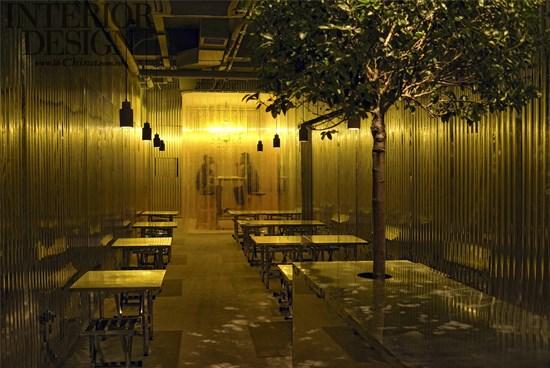 铁皮屋-lucky串吧_美国室内设计中文网