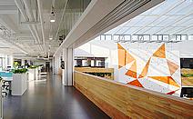 猎豹移动全球总部办公大楼