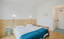 清蓝之美:葡萄牙CONII青年旅舍