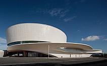 2017 年度最佳公共建筑:葡萄牙莱索斯港的邮轮码头