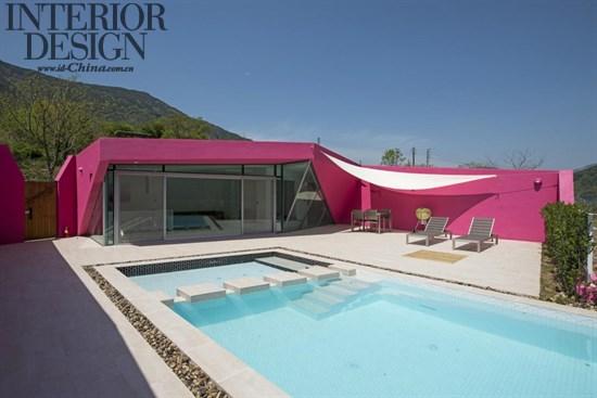 别墅游泳池形状