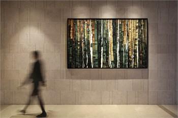 艺术点睛--成都蒲江花样年福朋喜来登酒店艺术品项目
