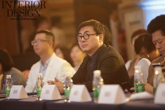 同济大学设计创意学院院长娄永琪出席会议