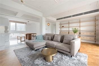 现代简约——香港港岛区传统豪宅区住宅