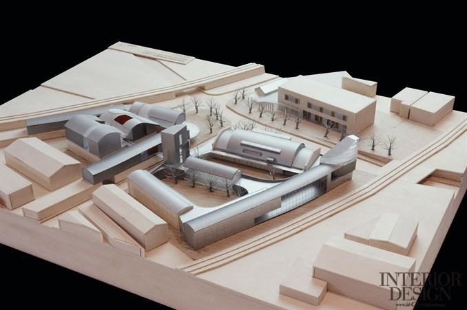 中轴式建筑设计理念