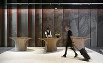 迪标 / 北京雅辰悦居酒店艺术品设计